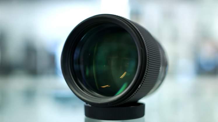 Lente Frontale Sigma 135mm f1.8 Art