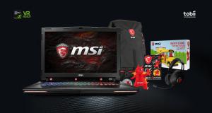 MSI Tobii Dominator Pro in Promo, Nuovo Prezzo e tanti Omaggi!
