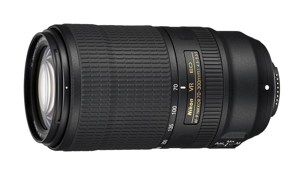 Vista generale nuovo Nikon  nikkor 70-300mm ed vr sport