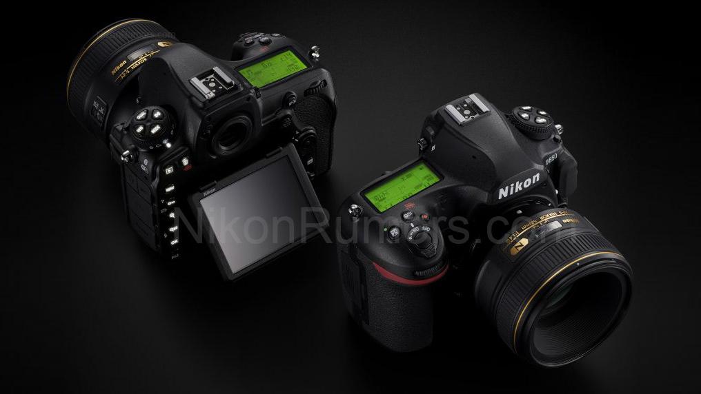 Vista generali rumors Nikon D850