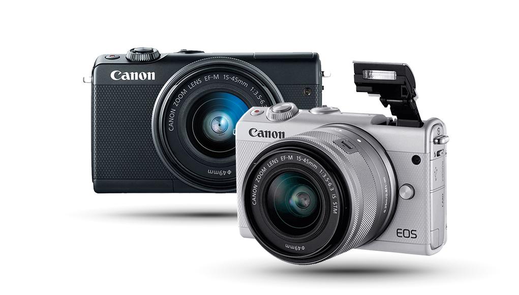 La nuova Canon M100 è una Eos M5 più piccola ed economica