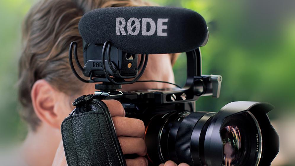 Microfono shotgun Rode guida acquisto microfoni fotocamera