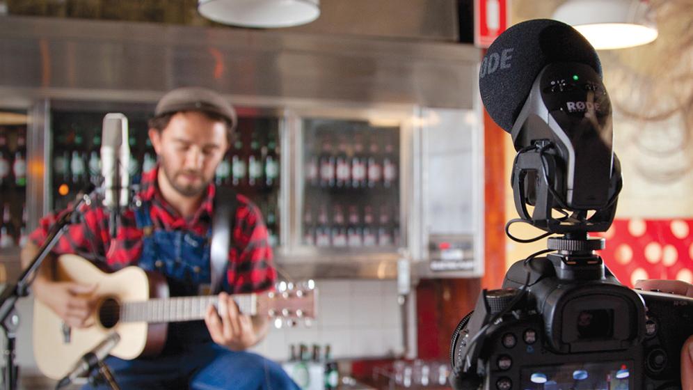 Microfono stereo Rode guida acquisto microfoni fotocamera