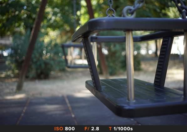Test Bokeh 5 Samyang af 35mm f2 FE