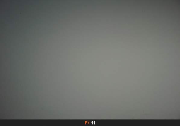 Test Vignettatura f11 Samyang AF 35mm f2.8 FE