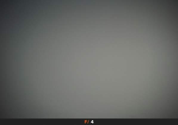 Test Vignettatura f4 Samyang AF 35mm f2.8 FE