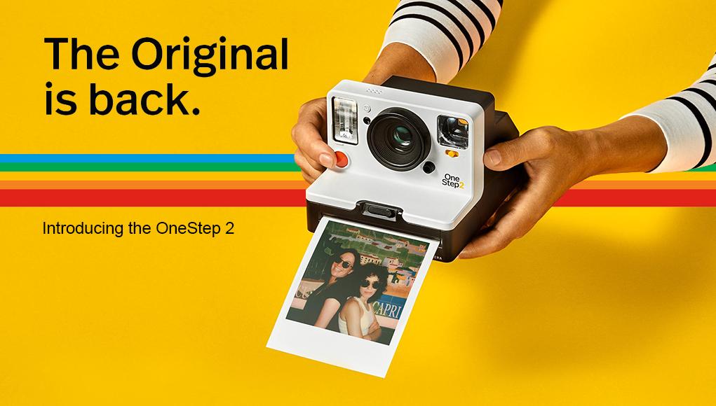 Impossible Project acquista Polaroid e lancia la OneStep 2