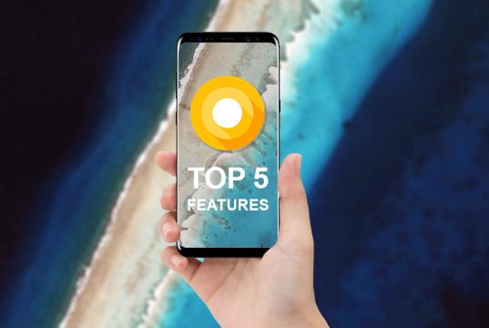 Le 5 funzioni di Android Oreo che utilizzerai davvero