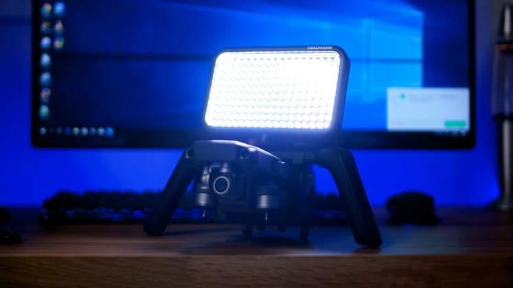 LED Polarpro Katana per DJI Mavic Pro