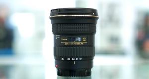 Recensione Tokina 17-35mm f/4 Pro FX uno zoom economico ma interessante