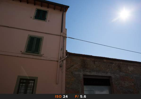 Test Flares 24mm f5.6 Recensione Tamron 24-70mm f4 Di VC USD G2
