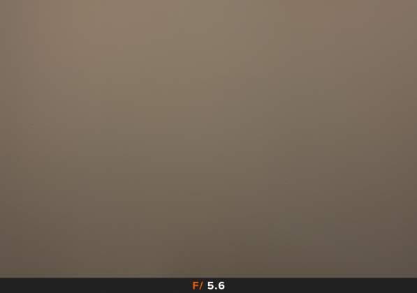 Test Vignettatura f5.6 FujiFilm XF 23mm f1.4 R