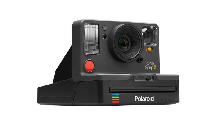 Vista 3-4 Polaroid Originals Impossible Project OneStep 2 grafite
