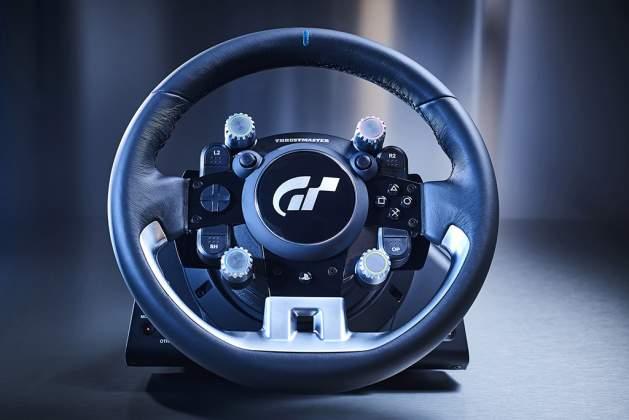 Volante gaming Thrustmaster Gran Turismo Sport fronte