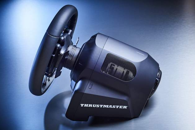 Volante gaming Thrustmaster Gran Turismo Sport lato