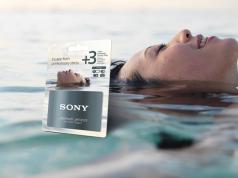 Con Sony copertura completa contro danni accidentali e garanzia per 3 anni omaggio!