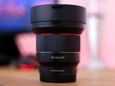Recensione e test Samyang AF 14mm f/2.8 FE per Sony E-mount