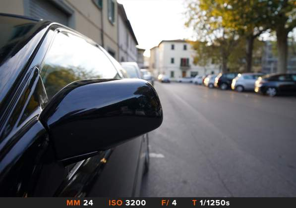 Test Bokeh 4 Sony FE 12-24mm f4 G