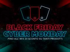 Black Friday e Cyber Monday, sconti fino all'85% da Ollo Store!