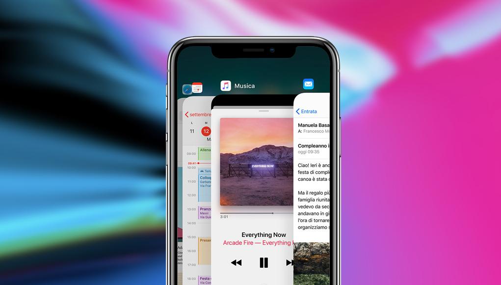 Come forzare la chiusura delle app su iPhone X