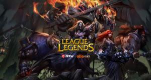 MSI Legends Day - vieni e partecipa al torneo di League of Legends