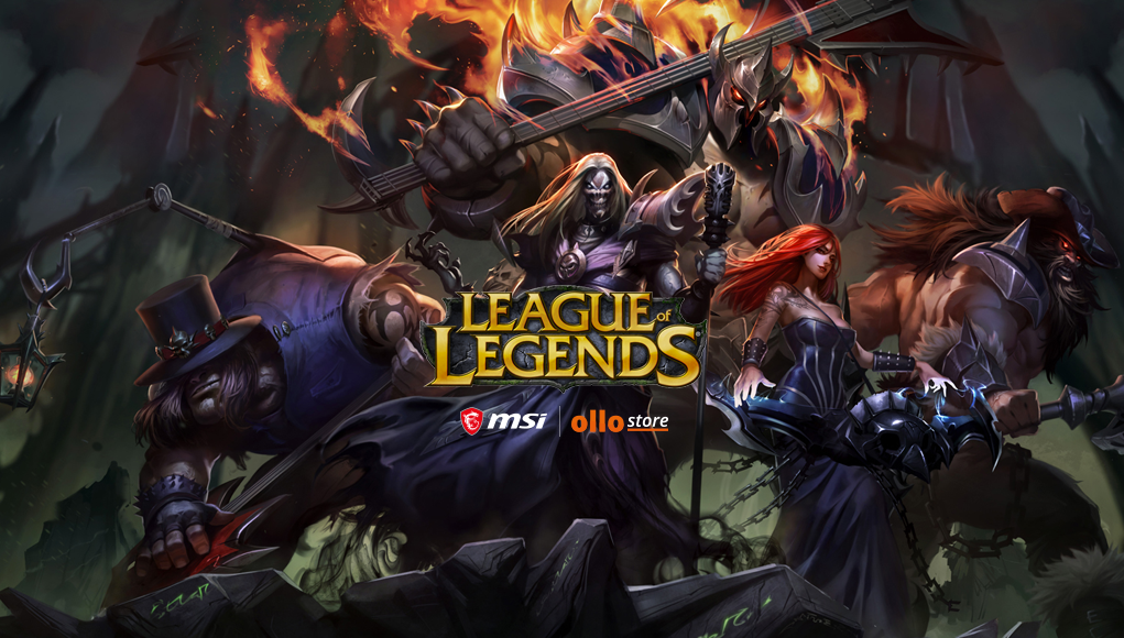 MSI Legends Day - vieni e partecipa al torneo di League of Legends