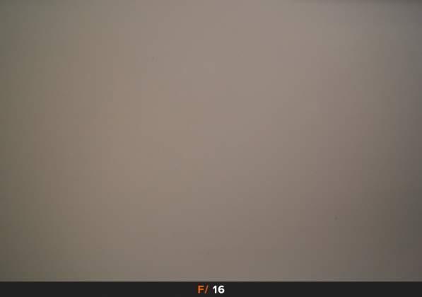 Test Vignettatura f16 Laowa 12mm f2.8 Zero D