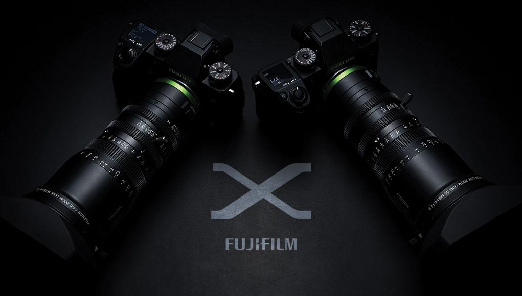Ufficiali la nuova Fujifilm X-H1 e le ottiche cinema MKX 18-55mm e 50-135mm