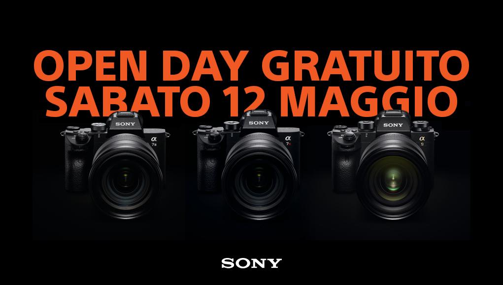 Sabato 12 maggio Ollo ospiterà Sony con i propri prodotti