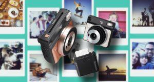 Fujifilm Instax Square SQ6 nuova fotocamera istantanea in formato quadrato