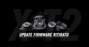 Fujifilm ritira il firmware v4.00 per la Fuji X-T2, troppi problemi