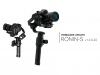 Ronin-S firmware update, Canon e Nikon adesso compatibili!