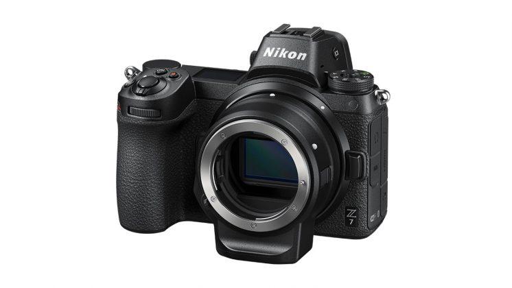 Adattatore FZT obiettivi reflex fotocamere mirrorless Nikon Z montato