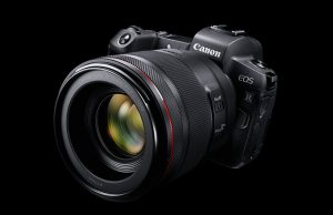 Canon EOS R, arriva anche la mirrorless full frame Canon
