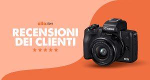 Recensioni dei Clienti - Canon EOS M50