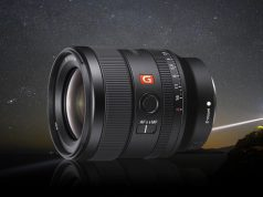 Sony 24mm f/1.4 GM lanciato un nuovo grandangolare G Master