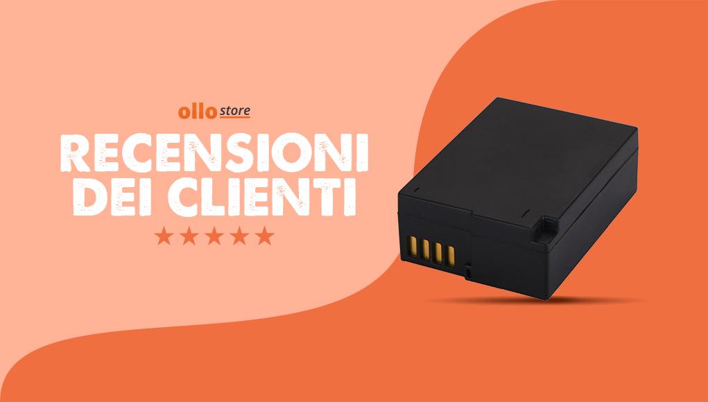 Q&A – Batteria Swiss Pro compatibile Panasonnic BLC12