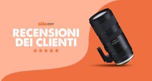 Recensioni dei Clienti - Tamron 70-200mm f2.8 SP G2 DI VC USD