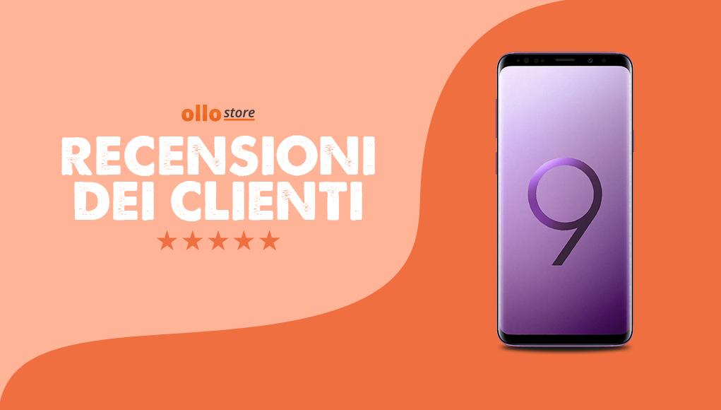 Recensioni dei clienti - Samsung Galaxy S9+