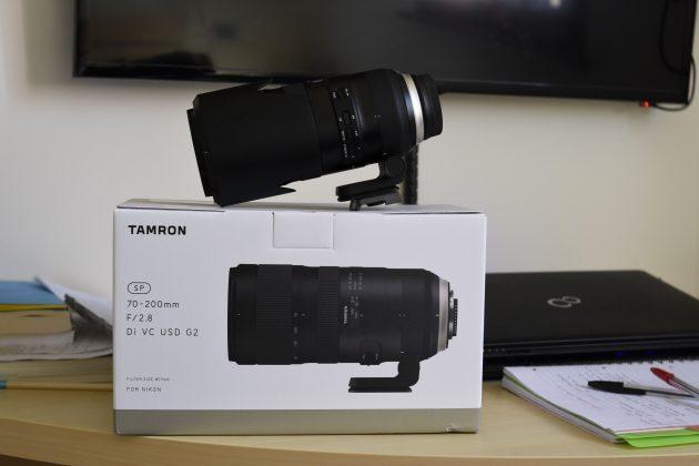 Tamron 70-200mm SP G - recensioni clienti 2