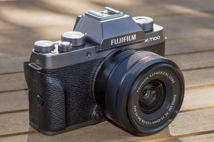 recensioni dei clienti - Fujifilm X-T100 foto 1