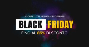 Black Friday 2018 - da Ollo ti aspettano sconti fino all'85%