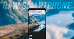 Lightroom - come fotografare in RAW con lo smartphone