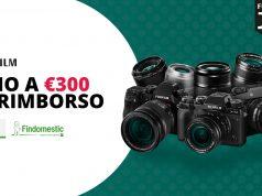 Acquista un prodotto Fujifilm e sfrutta il Tasso Zero Findomestic