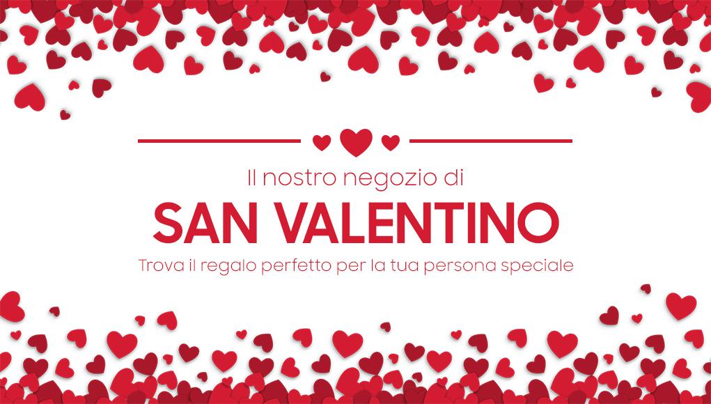 Augura un buon San Valentino con le nostre idee regalo