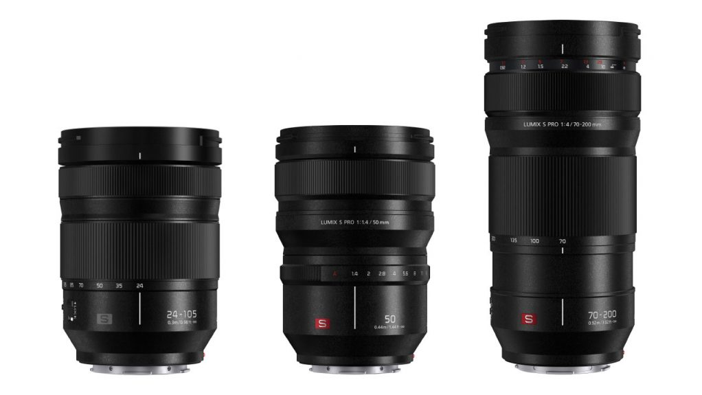 Obiettivi mirrorless full frame Panasonic S1 e S1R Leica