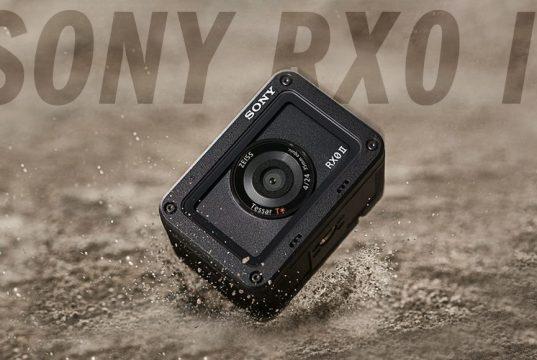 Sony RX0 II la nuova action cam 4K dedicata al vlog