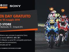 Sony Open Day gratuito, vieni a provare mirroless e obiettivi!