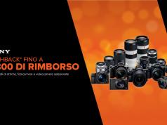 Cahsback Sony 2019 - fino a 800€ di rimborso e Tasso Zero su tanti prodotti