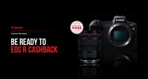 Canon EOS R, almeno 400€ di sconto grazie a cashback e trade-in usato